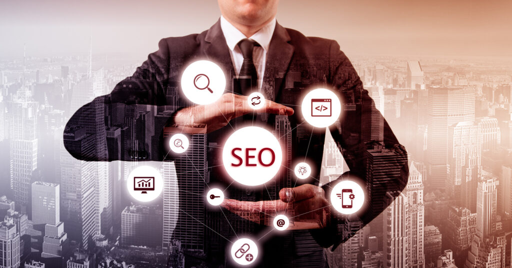 seo services in business