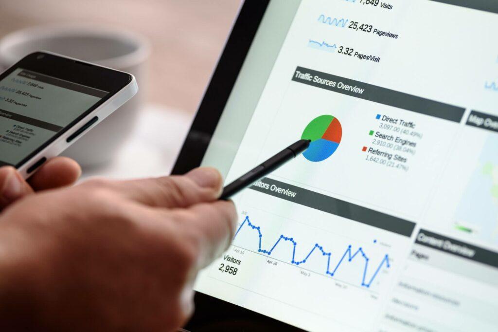 analyzing analytics for digital marketing strategy